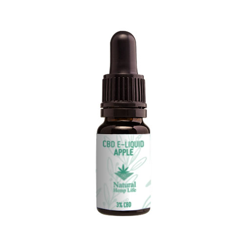 CBD-E-juice-Äpple